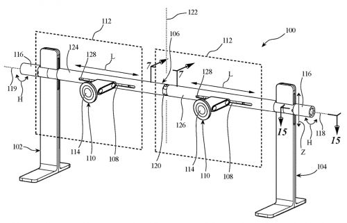Apple Patent Filing Reveals Dual Monitor Stand for Pro Display XDR
