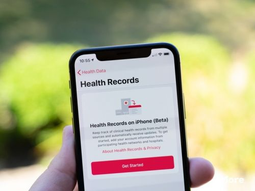 How to set up and access health records in the Health app