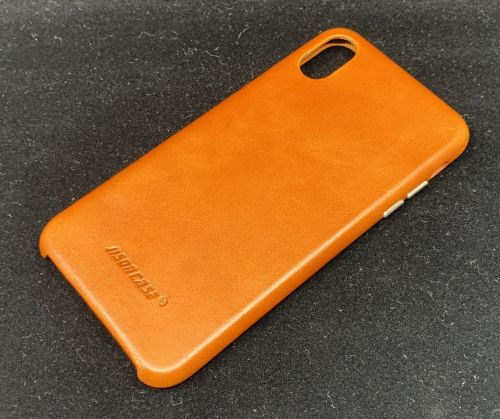 Review: Jisoncase Genuine Leather Case for the iPhone XS Max