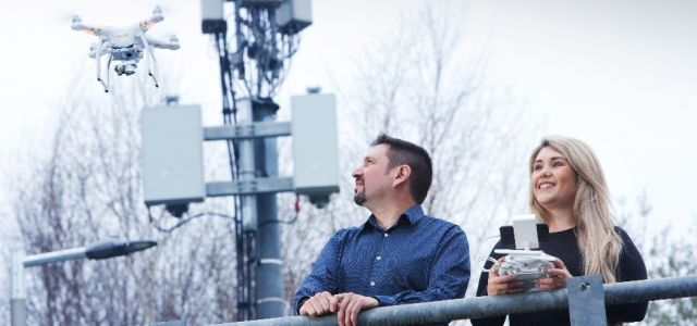 Vodafone 'world-first' connects smartphones to 5G network