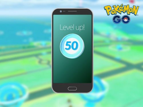 How to level up to 50 in Pokémon Go
