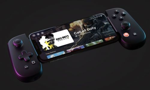 The Backbone One Is A Game Controller For The iPhone