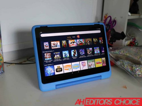Amazon Fire HD 10 Kids Pro Review - The Best Amazon Tablet For Your Kids