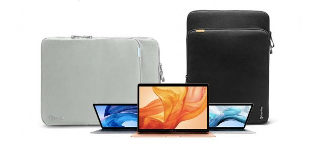 Protect your MacBook w/ tomtoc's new Premium Laptop Sleeve 15% off for 9to5 readers