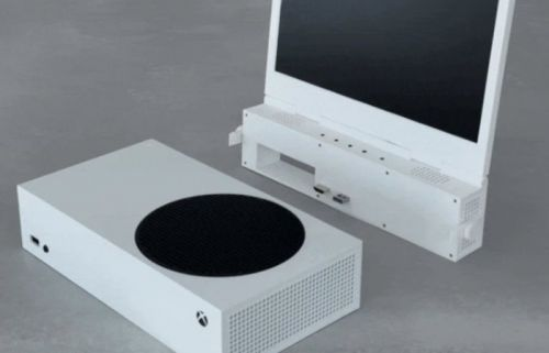 XScreen portable Xbox monitor passes $100,000 in funding