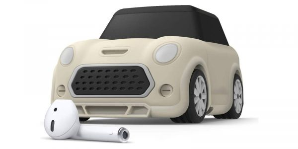 Elago intros new AirPods case made to look like the iconic Mini car