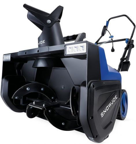 Dig out quickly with a heavy-duty snow blower