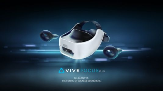 HTC will sell Vive Focus Plus standalone VR headset for $800 starting April 15