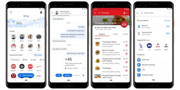 Google Pay gets Flutter rewrite that will serve as global foundation