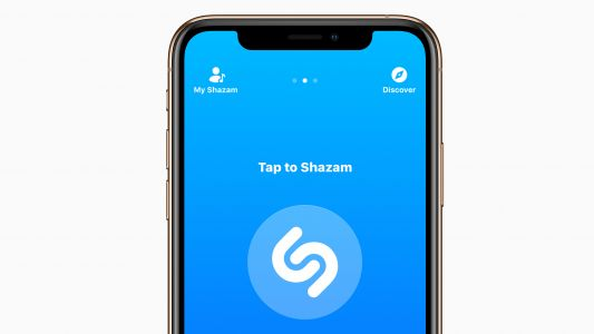 Apple now officially owns Shazam