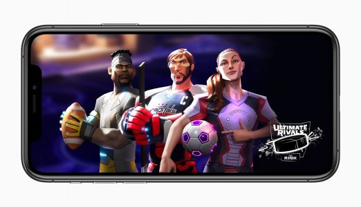 Apple Arcade debuts new 'Ultimate Rivals' exclusive sports game franchise