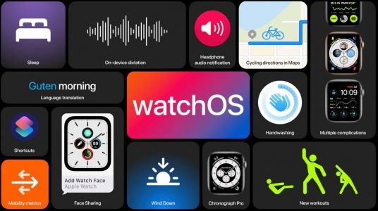 Apple releases fourth beta of watchOS 7 to developers