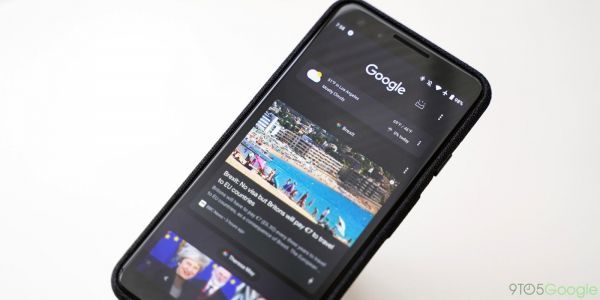 This week's top stories: Google Discover dark, Chrome OS 71, Android meets Fuchsia, more