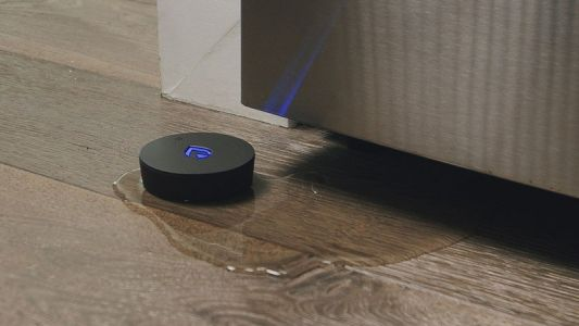 Phyn's new water sensor protects your home from leaks without the wires