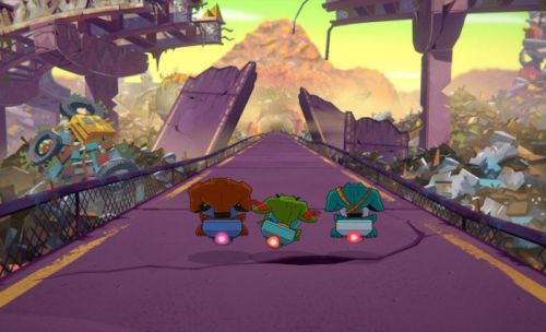 Battletoads hits Xbox One and PC on August 20th
