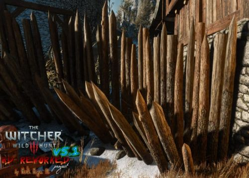 Witcher 3 HD Reworked Project 5.1 Now Available