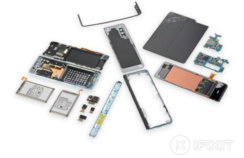 Samsung puts the screws to iFixit, makes it remove the Galaxy Fold teardown