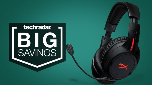 HyperX Cloud Flight gaming headset is its best ever price in this Black Friday deal