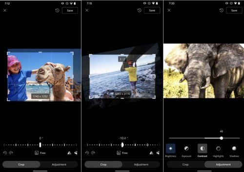 OneDrive gets new photo editing, viewing, organizing features