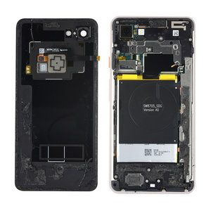First Google Pixel 3 XL teardown reveals a. Samsung display