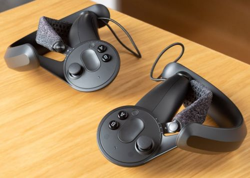 Valve VR Knuckle Controllers now available as a developer kit