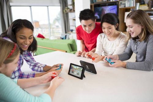 Nintendo Switch Reportedly Continues To Dominate The Competition