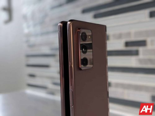 Samsung Will Add An IP Rating To The Galaxy Z Fold 3
