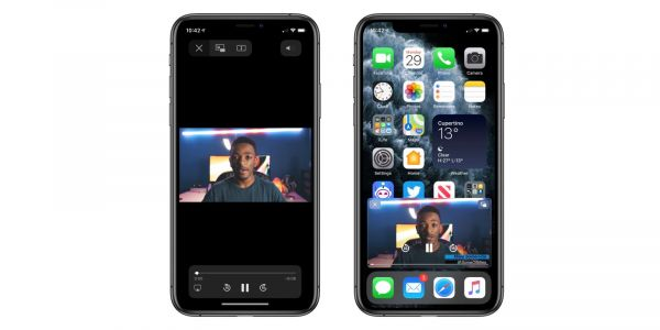 IOS 14: How to do Picture in Picture video multitasking on iPhone