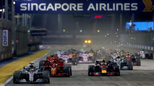 F1 live stream: how to watch the Singapore Grand Prix 2019 online from anywhere