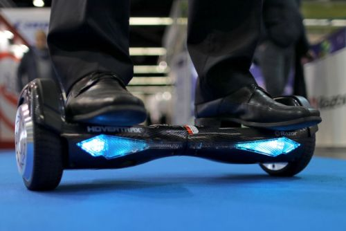 Dentist who rode hoverboard while pulling tooth faces patient in court