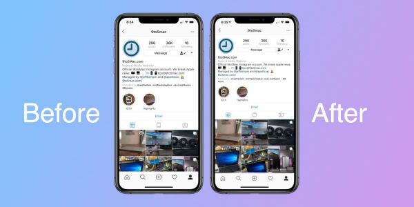 Instagram optimized for iPhone XR and XS Max again, YouTube adds support for new iPad Pro displays