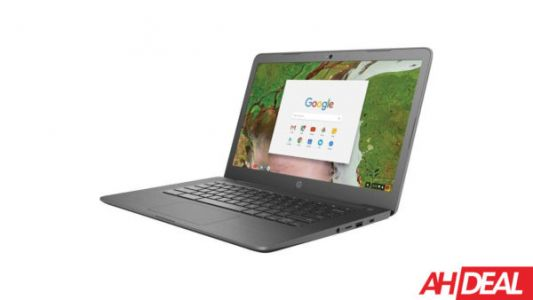 The HP Chromebook 14 Is Back Down To Its Lowest Price Ever