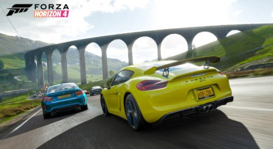 The Carlton and Floss dances are no longer in Forza Horizon 4