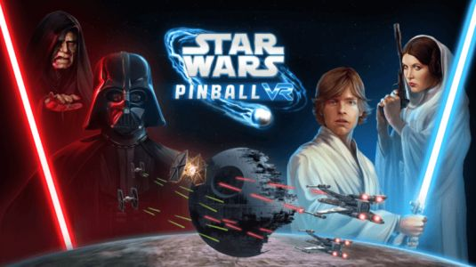 Star Wars Pinball VR shows that the savior of the arcade could be your Oculus headset