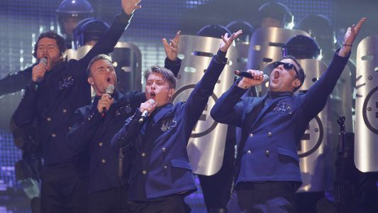Take That live stream: how to watch the reunion concert tonight from anywhere for free