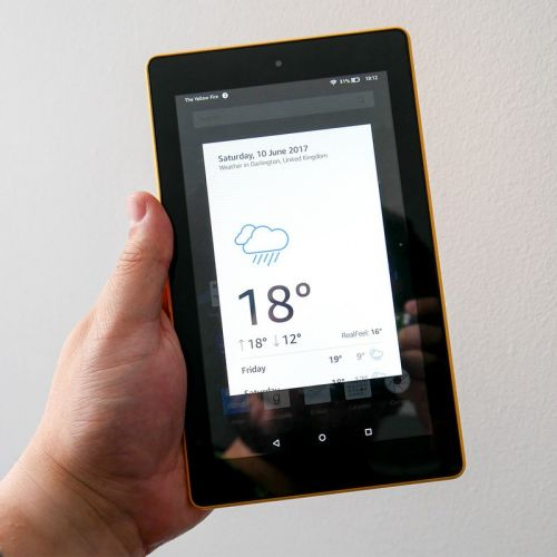Here's your chance to snatch Amazon's Fire 7 tablet for only $35