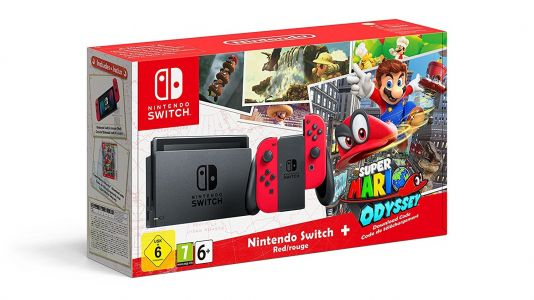 This is probably the best Nintendo Switch deal you'll see this Black Friday