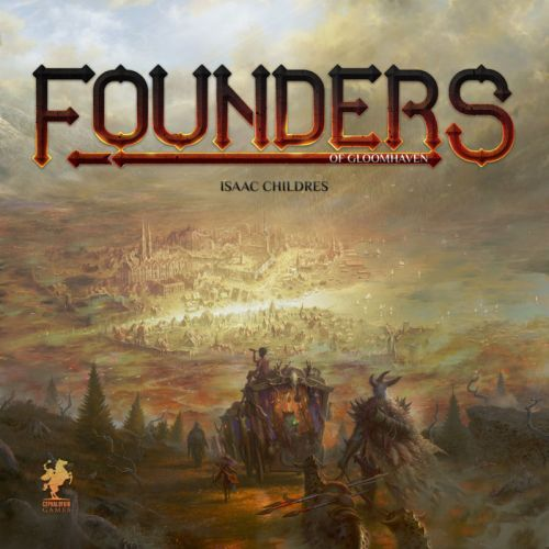 Review: Founders of Gloomhaven groans beneath its own weight