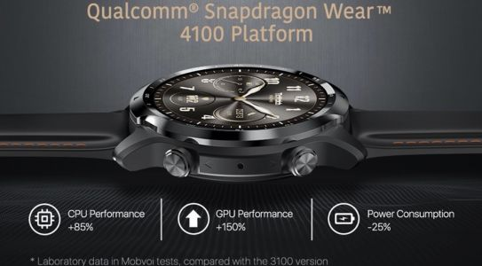 TicWatch Pro 3 coming soon with SD Wear 4100, dual-layer display