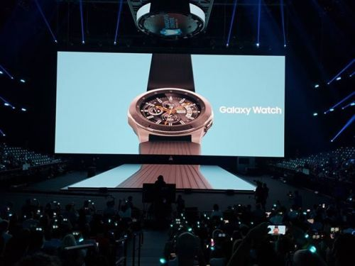Samsung Galaxy Watch Update Makes Some Improvements