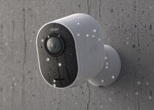 Arlo 4K wireless security camera now available worldwide