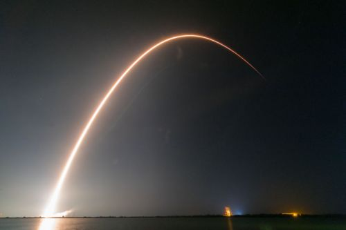 SpaceX seeks to tie its record for most launches in a year on Thursday