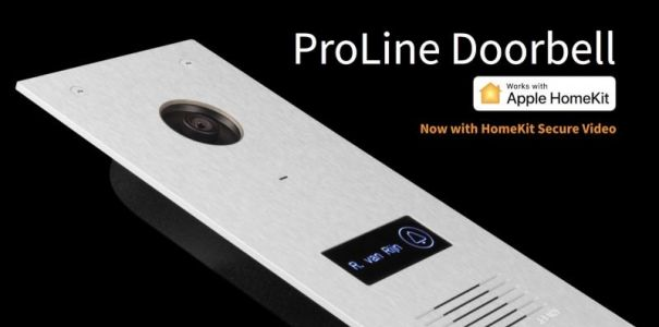 Robin ProLine Becomes First Doorbell to Support HomeKit Secure Video