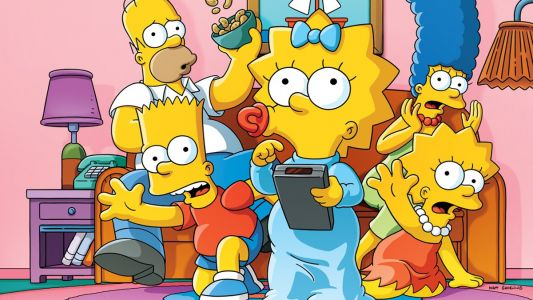 Disney Plus will fix the aspect ratio on The Simpsons in 2020