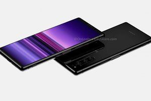 The Sony Xperia 1R could launch as the world's first 5K phone