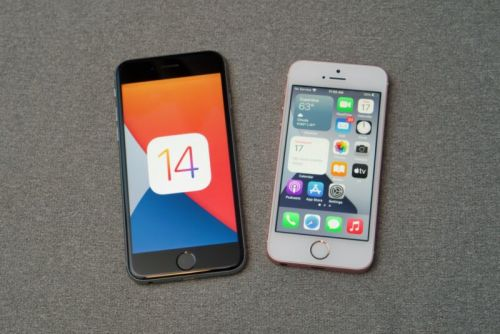 IOS 14 on the iPhone 6S and SE: Performance is fine, other stuff is not