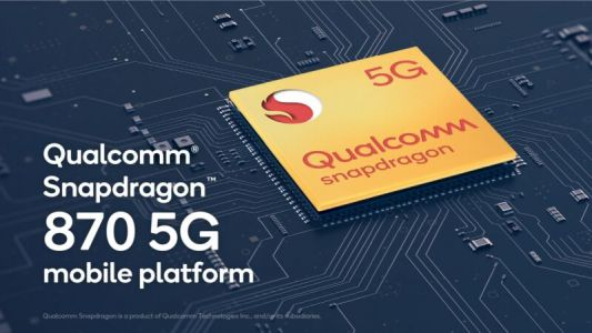 "Qualcomm repackages last year's flagship SoC as the ""Snapdragon 870"""