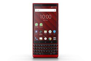 Snazzy BlackBerry KEY2 Red Edition launches in the US at an arguably excessive price