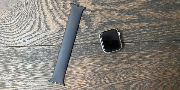 First impressions of seamless Solo Loop Apple Watch band are good