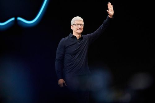 Apple & Big Tech tax burdens just 60% of global average, says report